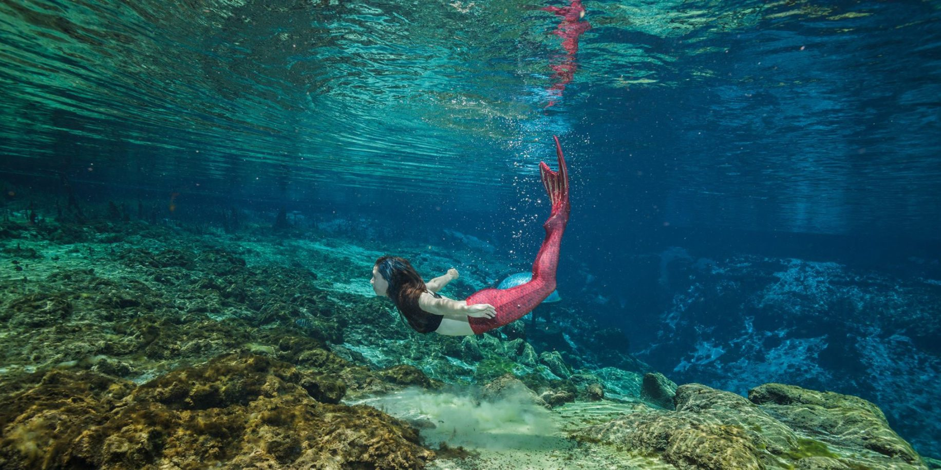 How to Be a Mermaid This Summer